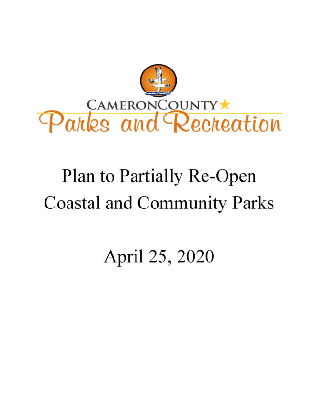 Plan to Partially Re-Open Coastal and Community Parks_Page_01