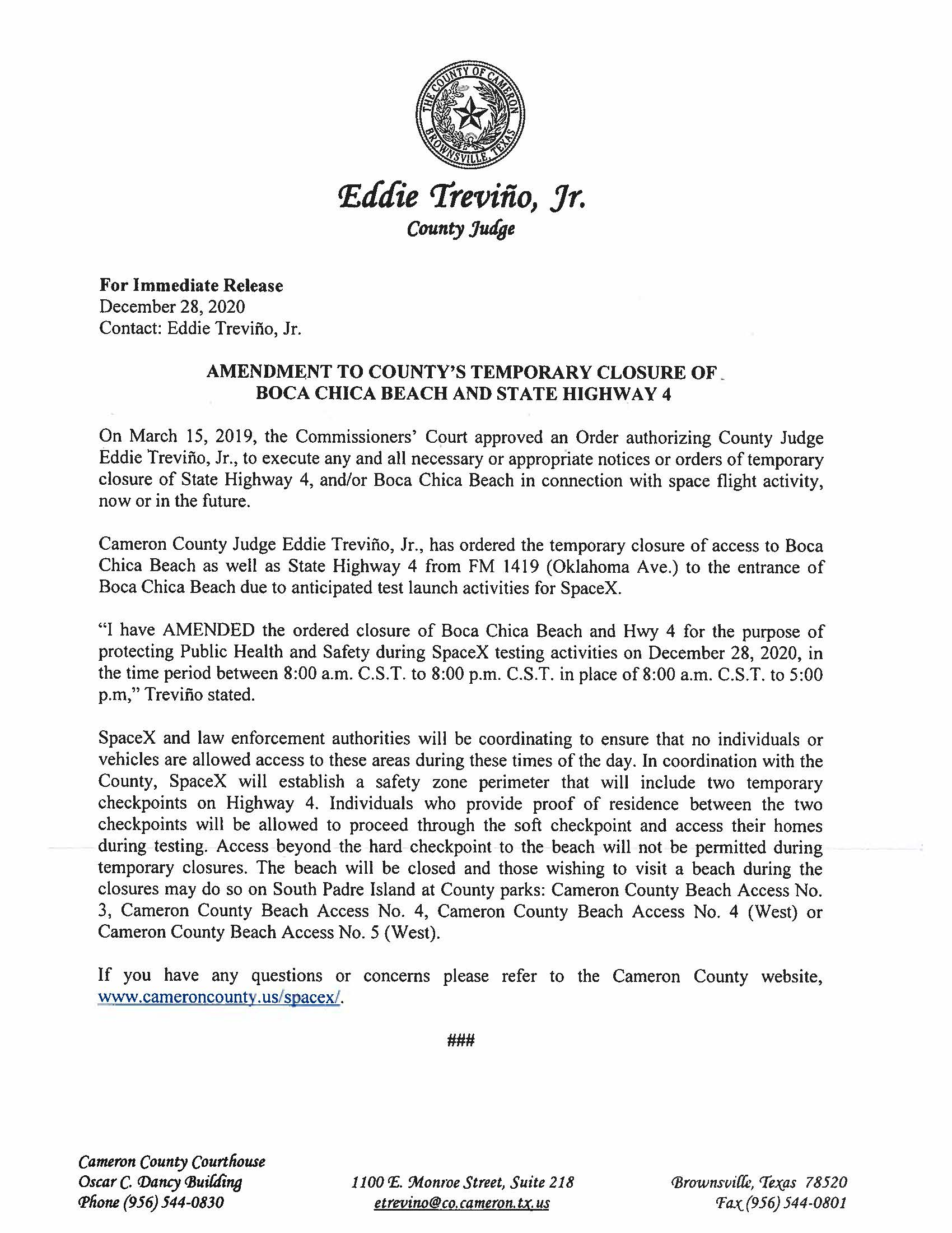 Press Release In English And Spanish.12.28.20 Page 1 1