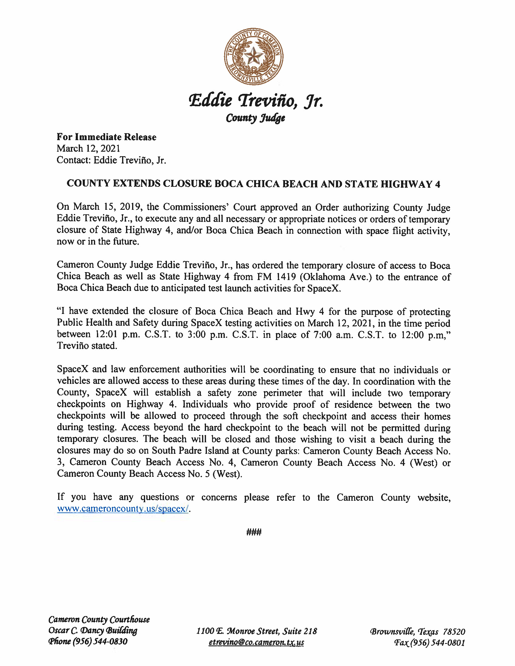 Press Release In English And Spanish.03.12.21 Page 1
